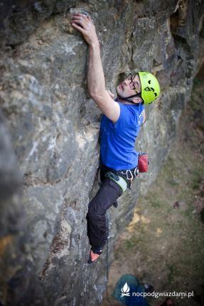 Wspinaczka w Nowej Ziemi - Kamieniołom
