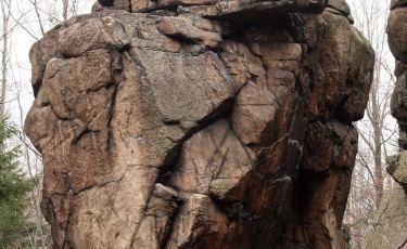 Bukowa Turnia (Fot. krystian)