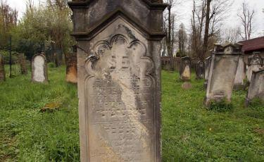 Cmentarz Żydowski w Kamiennej Górze (Fot. aga)