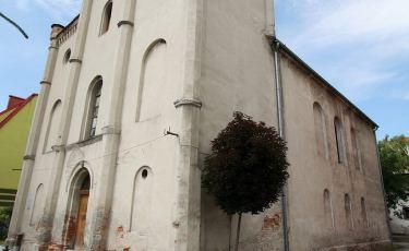 Dawna synagoga (Fot. krystian)