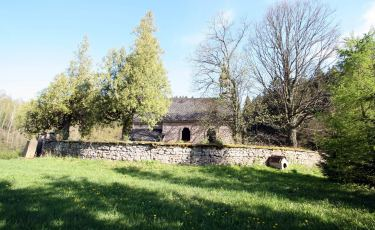 Dawny kościół cmentarny św. Michała  (Fot. aga)