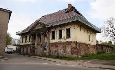 Dom Loży Masońskiej (Fot. aga)