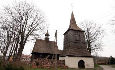 Drewniany Kościółek Św. Jadwigi (Fot. aga)