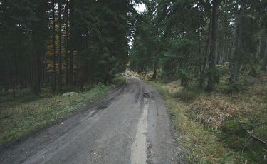 "Droga ""Wieczność"" (Fot. mateo)"