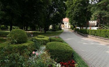 Dwór Oppersdorfów (Fot. krystian)