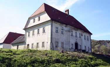 Dwór w Okrzeszynie (Fot. aga)
