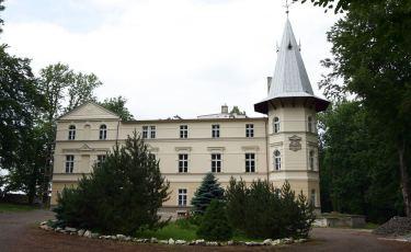 Dwór w Żelaźnie (Fot. krystian)