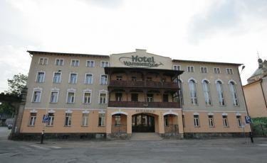 Hotel Wambierzyce (Fot. krystian)