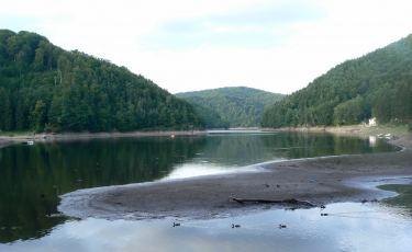 Jezioro Lubachowskie (Jezioro Bystrzyckie) (Fot. krystian)
