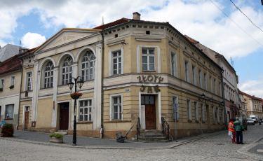 Kamienica przy ulicy Wojska Polskiego 1 (Fot. krystian)