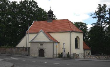 Kaplica/ kościół cmentarny p.w. Świętej Trójcy (Fot. krystian)
