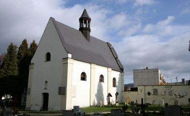 Kaplica cmentarna Św. Rocha (Fot. mateo)