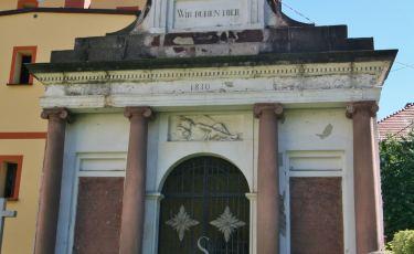 Kaplica grobowa - mauzoleum Klinberga (Fot. krystian)