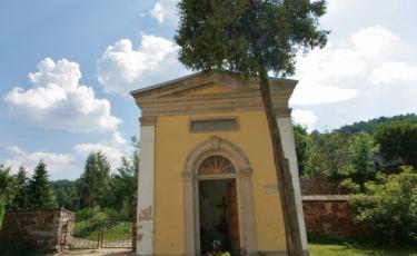 Kaplica grobowa rodziny Moschenerów w Tłumaczowie (Fot. krystian)