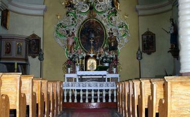 Kaplica Św. Jana Nepomucena i kalwaria (Fot. krystian)