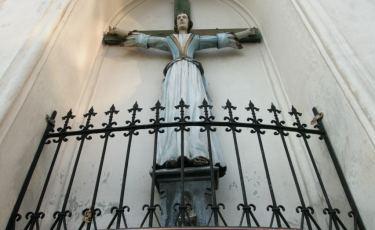 Kaplica Św. Wilgefortis (Fot. krystian)