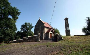 Kaplica w Kobylej Głowie (Fot. krystian)