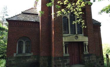 Kaplica Zesłania Ducha Świętego (Fot. krystian)