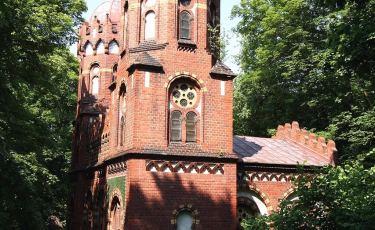Kaplica Znalezienia Jezusa w Świątyni  (Fot. krystian)