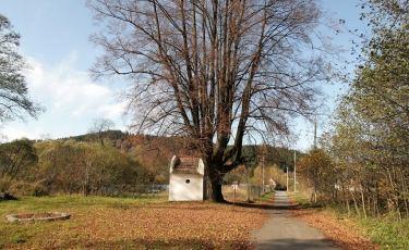 Kapliczka domkowa (Fot. mateo)
