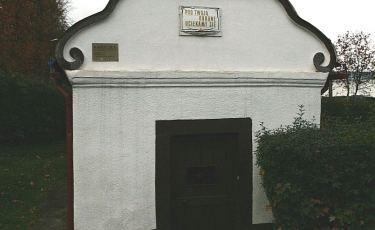 Kapliczka Najświętszej Marii Panny  (Fot. mateo)