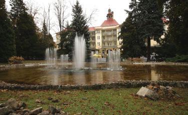 Kolorowa fontanna (Fot. mateo)