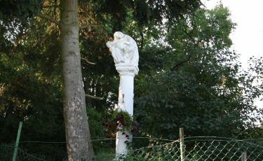 Kolumna Maryjna w Chocieszowie (Fot. krystian)