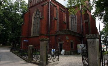 Kościół Ewangelicki (Fot. krystian)