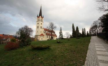 Kościół ewangelicki w Jedlinie-Zdrój (Fot. aga)