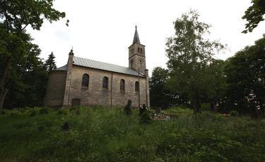 Kościół Ewangelicko-Reformowany Świętej Trójcy (Fot. krystian)