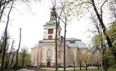 Kościół Łaski w Kamiennej Górze (Fot. aga)