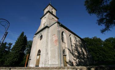 Kościół Matki Bożej Bolesnej w Glinnie (Fot. krystian)