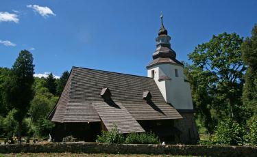 Kościół p.w. MB Śnieżnej w Sierpnicy (Fot. krystian)