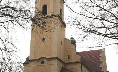 Kościół p.w. Wniebowzięcia N.M.P. (Fot. mateo)