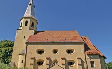 Kościół p.w. Wniebowzięcia NMP w Głuszycy Górnej (Fot. krystian)