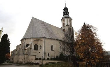 Kościół parafialny Bożego Ciała. (Fot. mateo)