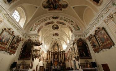 Kościół Parafialny Narodzenia NMP (Fot. mateo)