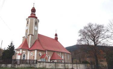 Kościół parafialny pod wezwaniem świętego Józefa Oblubieńca NMP (Fot. mateo)