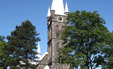 Kościół parafialny pw. Niepokalanego Poczęcia NMP (Fot. krystian)