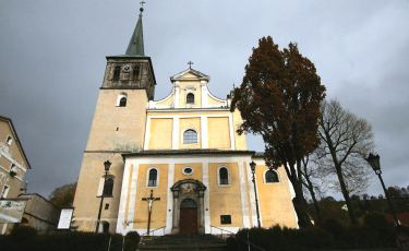 Kościół parafialny pw. śś. Piotra i Pawła  (Fot. mateo)