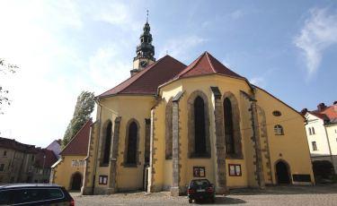 Kościół parafialny św. Michała Archanioła (Fot. mateo)