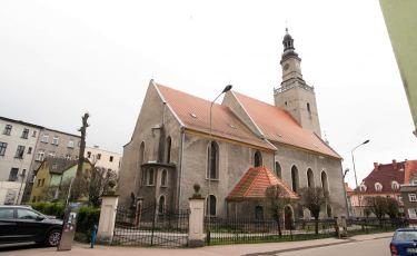 Kościół pod wezwaniem Świętego Piotra i Pawła (Fot. aga)