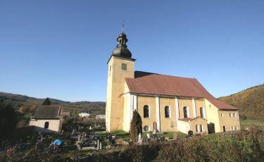 Kościół Podwyższenia Krzyża Świętego (Fot. mateo)