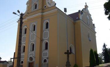 Kościół pw. Marii Magdaleny  (Fot. krystian)