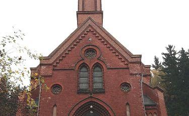 Kościół pw. Najświętszego Serca Pana Jezusa (Fot. mateo)