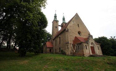 Kościół pw. Najświętszej Panny Marii i św. Zuzanny  (Fot. krystian)