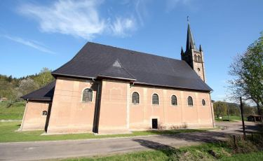 Kościół pw. Narodzenia NMP (Fot. aga)