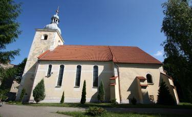 Kościół pw. Niepokalanego Poczęcia Najświętszej Marii Panny (Fot. krystian)