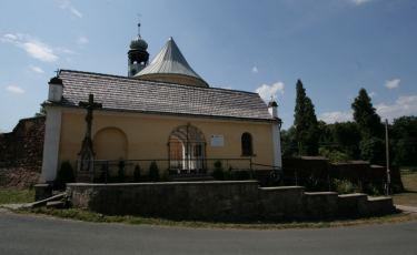 Kościół pw. Piotra i Pawła w Tłumaczowie (Fot. krystian)