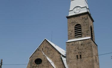 Kościół pw. św. Andrzeja Boboli w Radkowie (Fot. krystian)